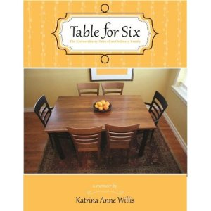 Table for Six Cover