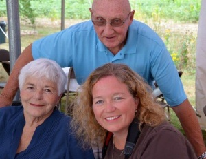 Mom, Bob, and Me