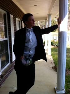 Ready to take on the world. Or at least the prom.