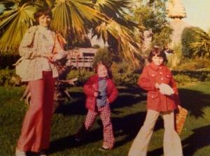1970s Fashionistas.